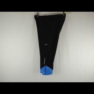 Nike crop. Tights